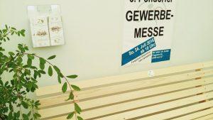 Zeitbankerl bei der Gewerbemesse Pöndorf